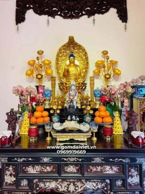 Chuẩn bị mâm cúng Phật trong ngày rằm tháng 7